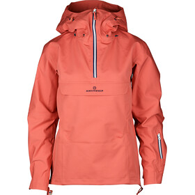 Amundsen Sports Peak Anorak Dame weathered red